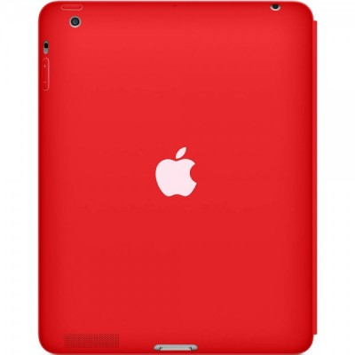 Чехол Smart Case Apple iPad 2/3/4 (Red)